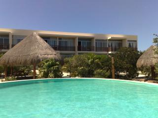 Condo for Rent in Progreso, Yucatan, Mexico- Just steps to the Beach!!!