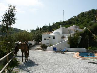 Lovely Unique Spainish Finca With Pool, Competa