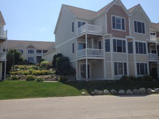 Spectacular Three Story Condo with Beach-Like Feel, Manistee