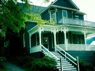 The Roxanne House - Rich Historical Comfort, Nelson