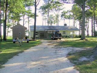 I Love To Fish Cottage For Rent On Chesapeake Bay, Ophelia