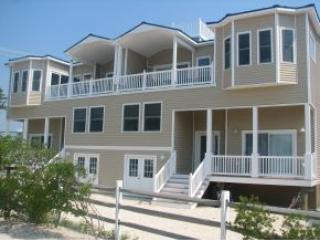 3rd From Ocean Side By Side Duplex North Beach LBI, Surf City