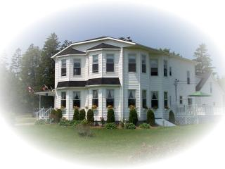 The Parrsboro Mansion Inn:  Romantic Rose Room - Parrsboro vacation rentals