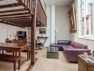 Le Gustav-Converted artist's loft Montmarte area - 9th Arrondissement Opéra vacation rentals