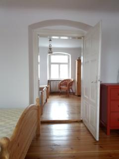 Apartment in a historical building from 1700's - Western Poland vacation rentals