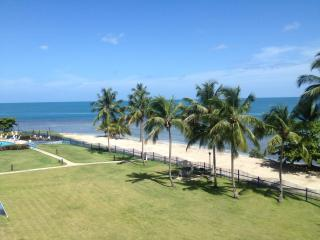 Unique Beachfront One-Bedroom Condo, Cabo Rojo