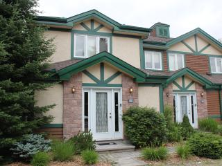 Condo for rent at La Bete Golf,Mt Tremb, Mont Tremblant