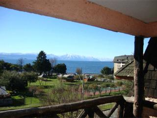 Apartment in front of the Lake in Villarrica