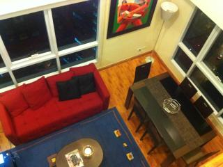 A fully-furnished condo loft-type unit in the heart of Ortigas Center - Pasig vacation rentals