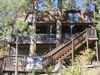Cougar;s Tree House - Hot Tub, Dish Network, WIFI, Big Bear Region