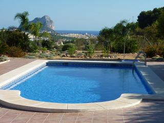 Marvelous Vacation Villa in Benissa, wifi, swimming-pool, near beach...