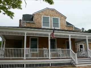 WATCH THE BOATS COME IN ON YOUR HUGE FRONT PORCH - Image 1 - Hampton Bays - rentals