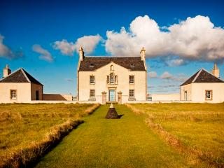Belmont House, Unst - an ambitious classical house