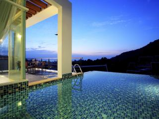 Kata Sea View Villas with Private Pool & Chef - A1, Kata Beach