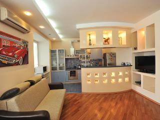 The best apartment at the Podil, Kiev