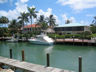 Waterfront Villa with private Patio and Spa Pool., Duck Key