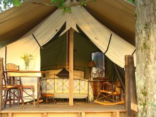 Glamping at Campbell Farm -Private -Mountain Views, Fort Hill