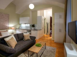 Courtyard Studio Apartment, Prague