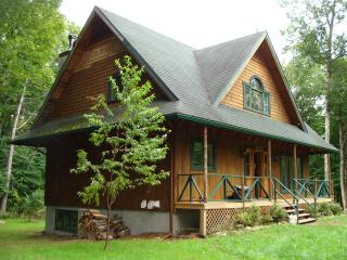 Beautifull Chalet in Mont tremblant sleep 11 minute from Place st Bernard, Mont Tremblant