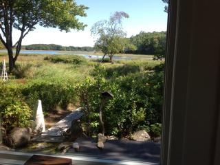 Maine Cottage on Tidal Cove, Kennebunkport