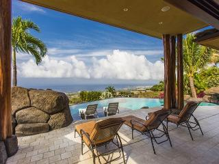IO Way -Gorgeous 4 Bedroom, 3 Bathroom Gated Home with Magnificant Views!-PH IOWay, Kailua-Kona