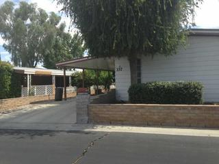 2bed + Den - 1600ft²-  Country Club Home 55+ (Cat, Cathedral City