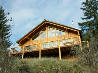 Elk Ridge Cabin HotTub.Wifi.Satellite.3Bdrm.2Bath, Packwood