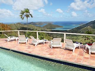 Ixora Villa - accomodates 2 - 10 people - 3 min. to Maho Bay -, St. John