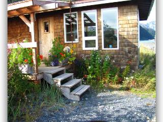 Angels Rest Waterfront Gatehouse Cabin Seward AK - Seward vacation rentals