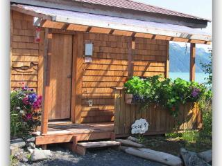 Angels Rest Waterfront Cloud 9 Cabin Seward Alaska - Seward vacation rentals