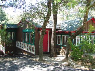 Gingerbread House & Spa One-of-a-Kind in World, Julian
