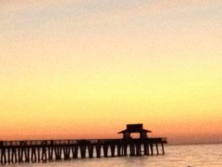 Naples Pier Only 8 Miles Away