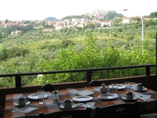 Ostro Bed & Breakfast at Montepulciano in Tuscany