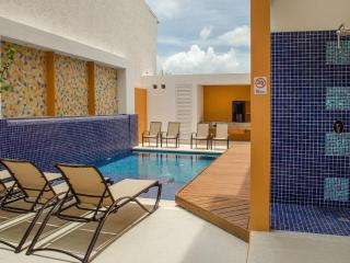 New Listing!  Ocean View Private Home with Pool, Cozumel