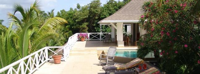 Cricket at Saint Jean, St. Barth - Very Private, Great Location, Pool, St. Jean