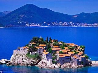 Apartment for 4 persons near the beach in Sveti Stefan - Montenegro vacation rentals