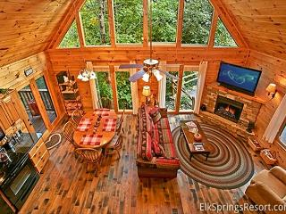 3 Bedroom Luxury cabin with Community Pool - Gatlinburg vacation rentals