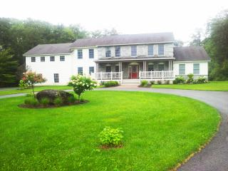 Berkshire Estate: Exquisitely furnished 7,000sf, Great Barrington