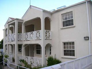 Large top floor two bedroom two bathroom fully equipped apartment, Christ Church Parish