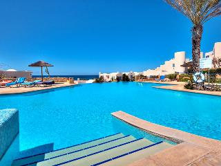Paphos Beach Villa with pool and sea view