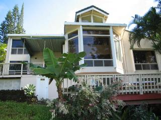 Oceanfront Property on Private Bluff, Princeville