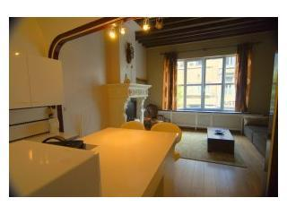 VAN HECKE: spacious apartment right in the city-center of Antwerp