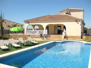 Vacation Villa Whit Privat Pool, Catral