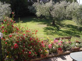 An independant apartment in large rural house, Montelibretti