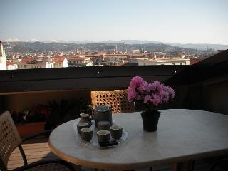 Panorama Apartment-stunning view over Verona