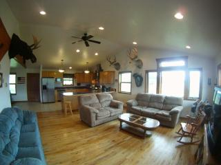 4 Bedroom Home, Jackson Hole, Yellowstone Nearby!, Etna