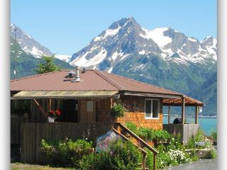 Angels Rest Waterfront Wing Cabin Seward Alaska - Seward vacation rentals