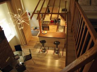 Downtown cosy studioapt with free WIFI&tea, Budapest