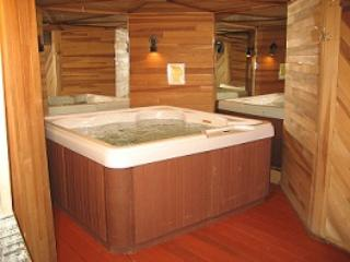 Minutes from Heavenly! Sleeps 12 + indoor hot tub, South Lake Tahoe