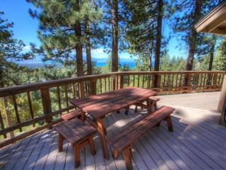 Spectacular lake view just a block from the California Lodge ~ RA45246, South Lake Tahoe